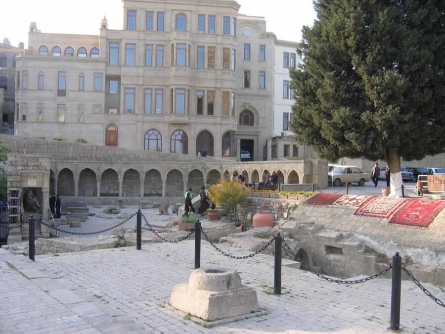 в Баку, Азербайджан