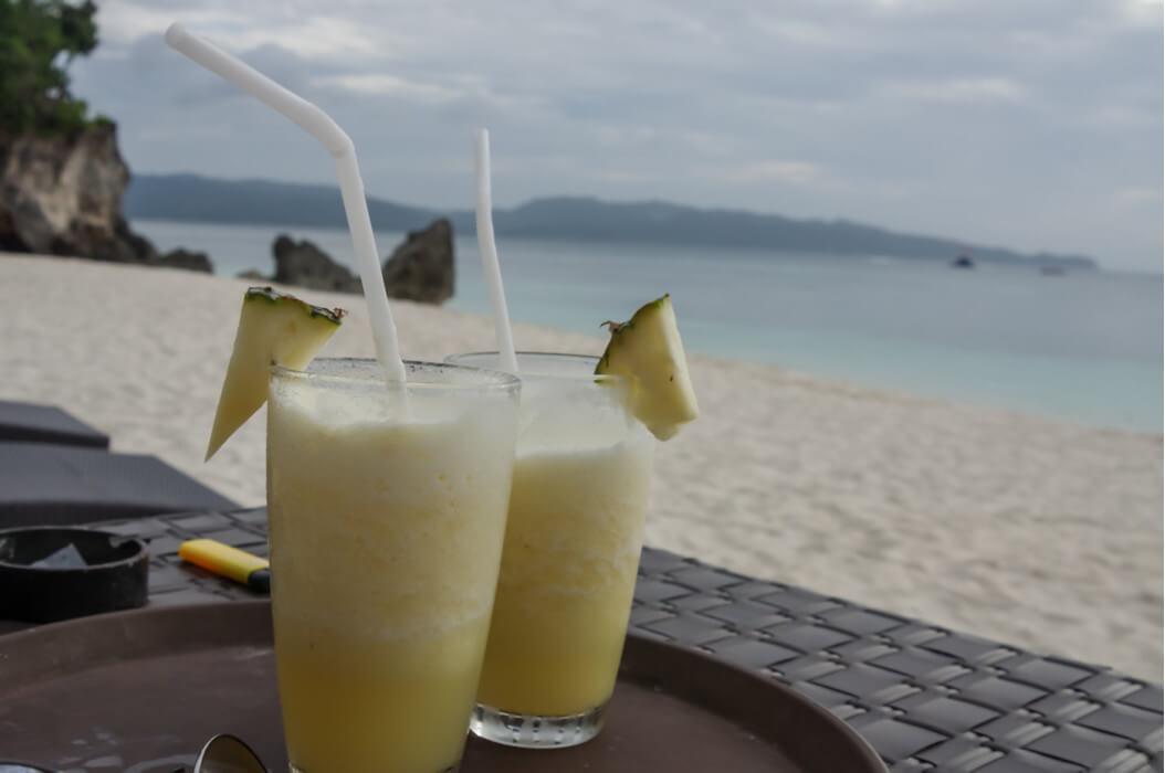 свежие соки на Филиппинах