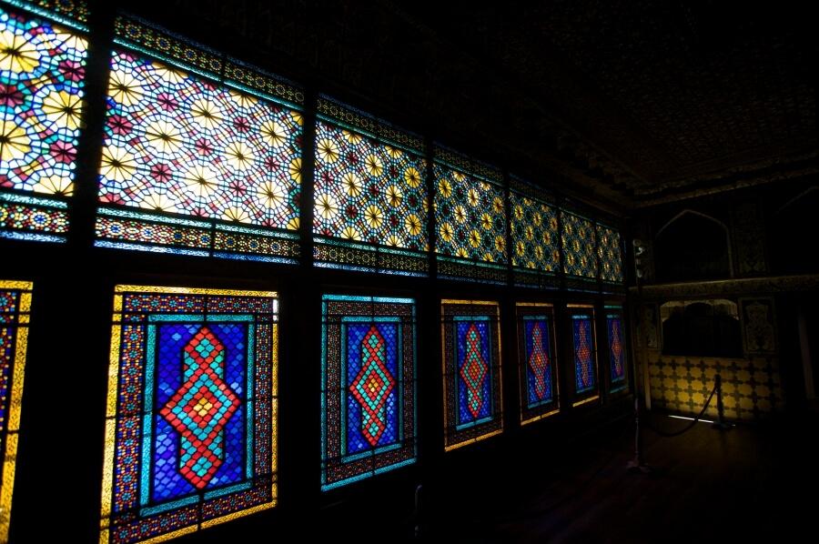 национальный орнамент в Азербайджане