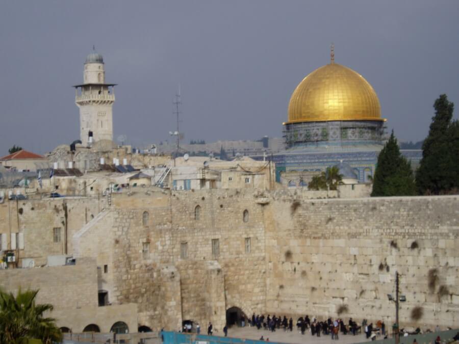 Иерусалим, Стена плача, Израиль