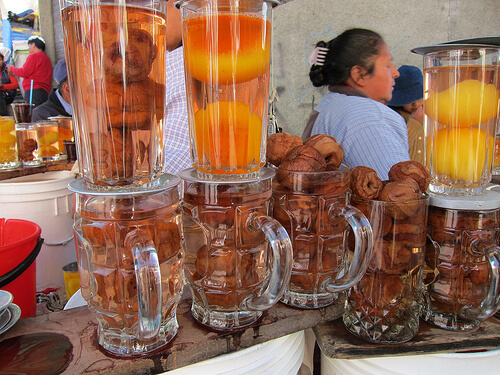 еда в Боливии