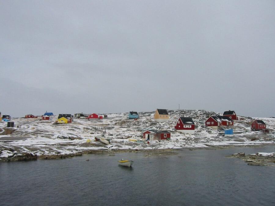 путешествие в Гренландию