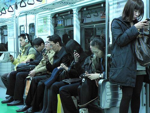 метро Сеула