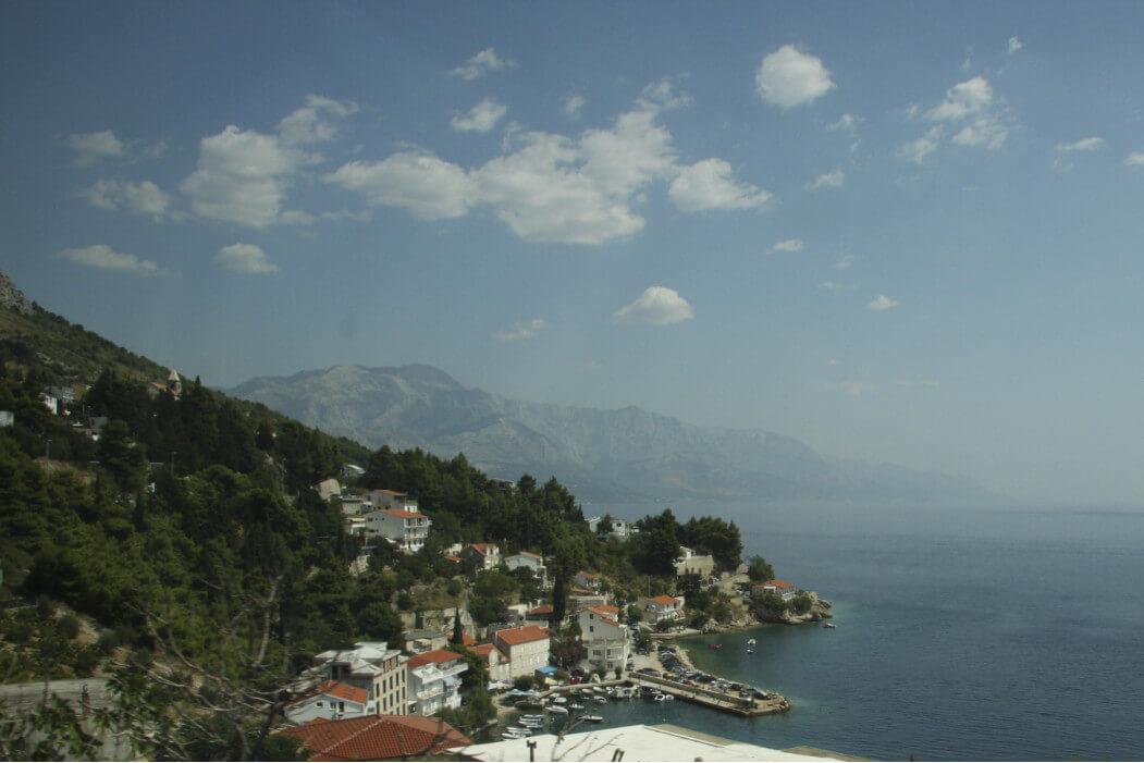 побережье Боснии и Герцеговины