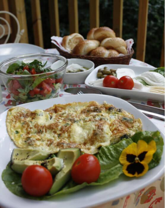 израильская кухня