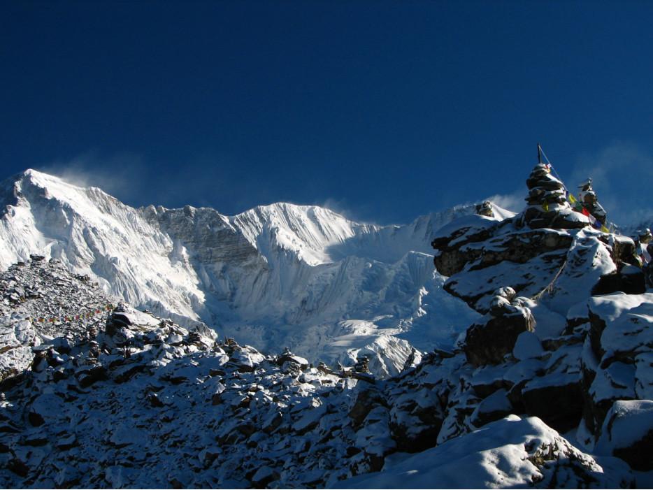 горы Непала