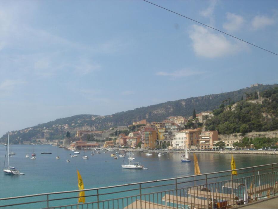 набережная в Монако