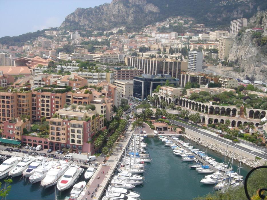 гавань Монако
