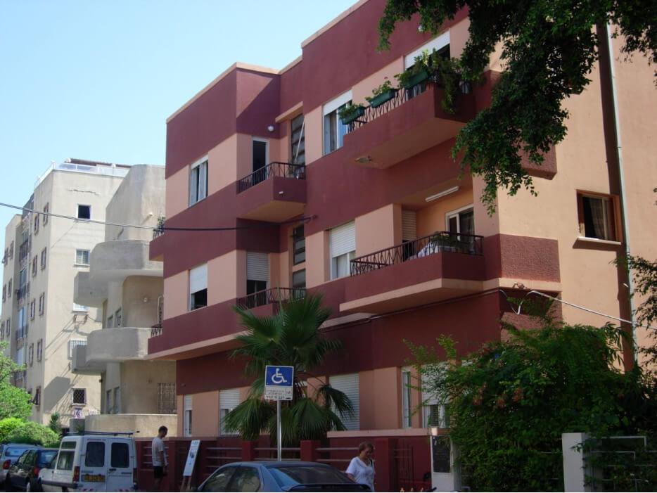 жилье в Тель-Авиве