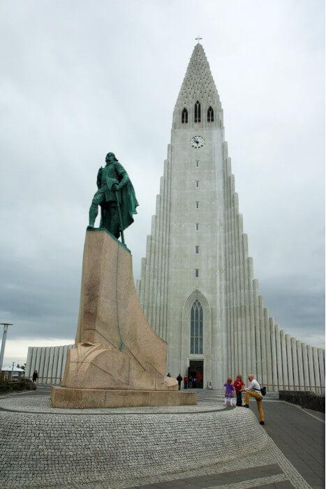 лютеранская церковь в Исландии