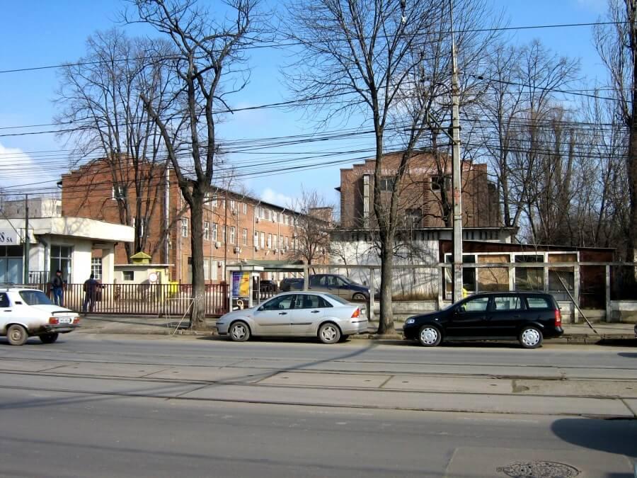 улица Бухареста