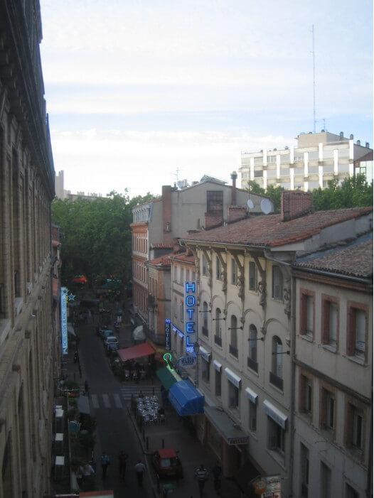 улица Тулузы