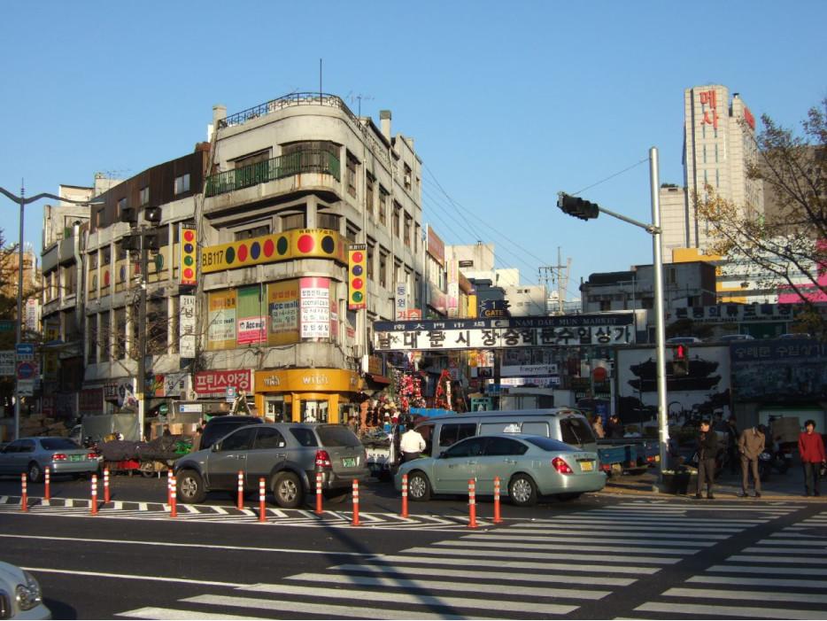 транспорт Южной Кореи