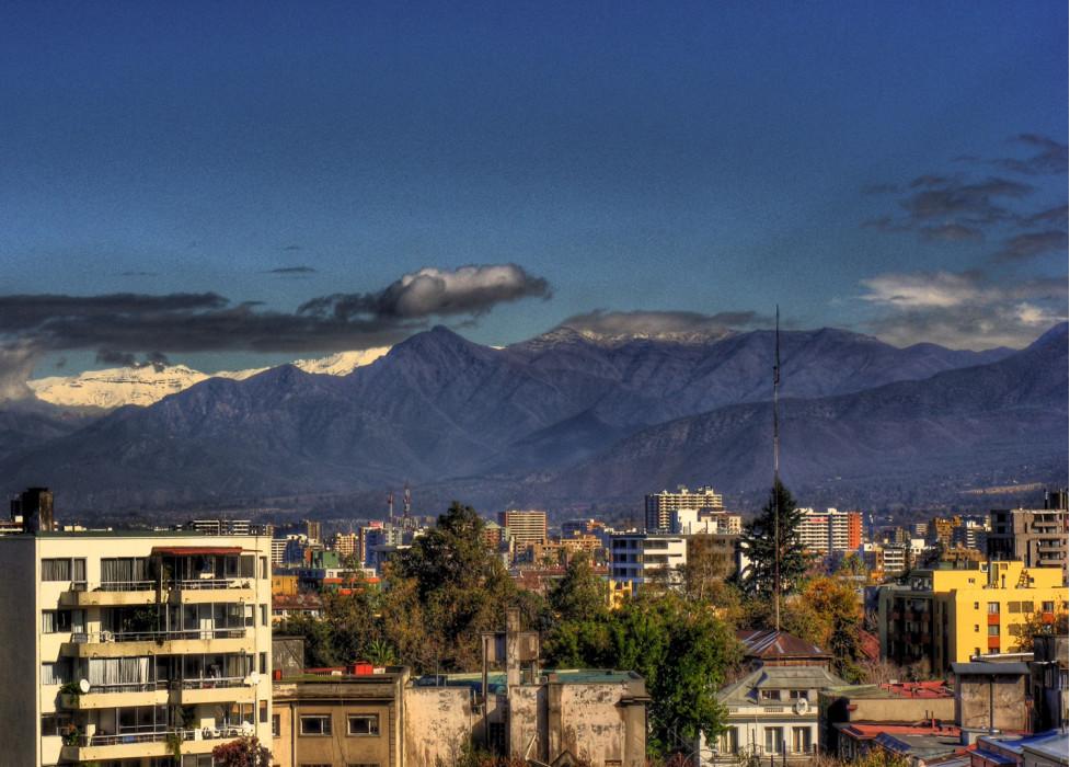 климат в Чили