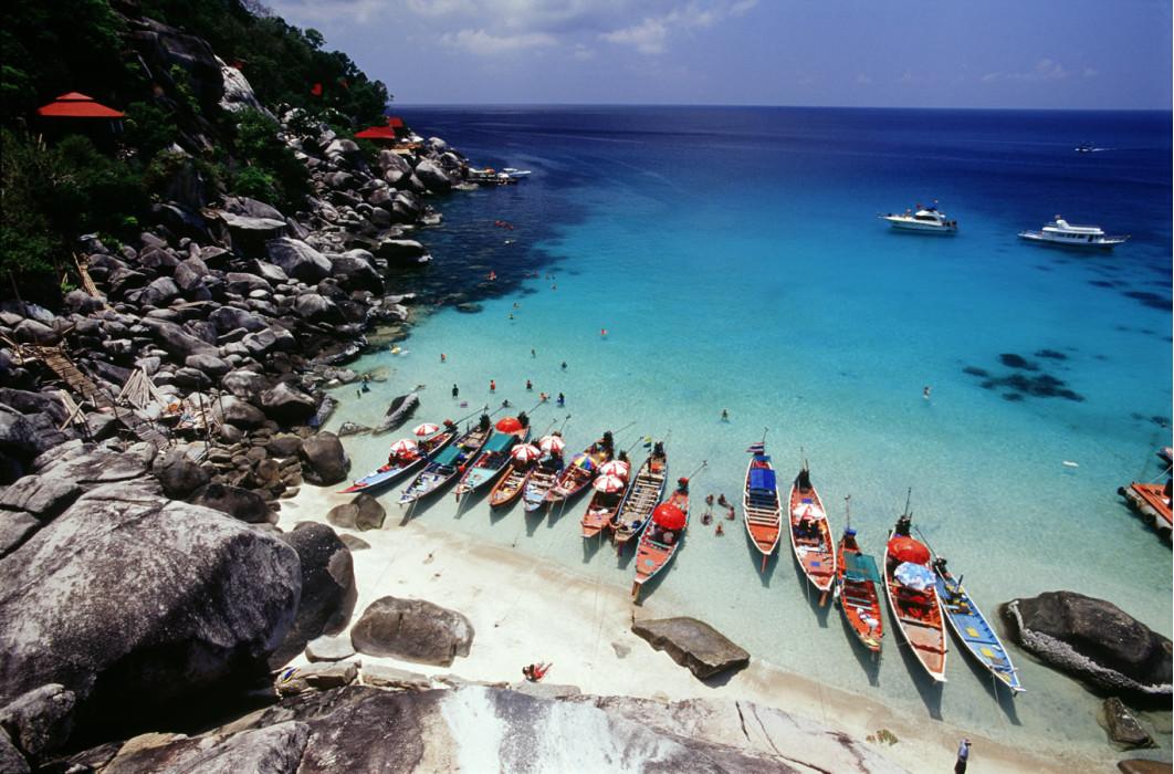 экзотические острова Таиланда