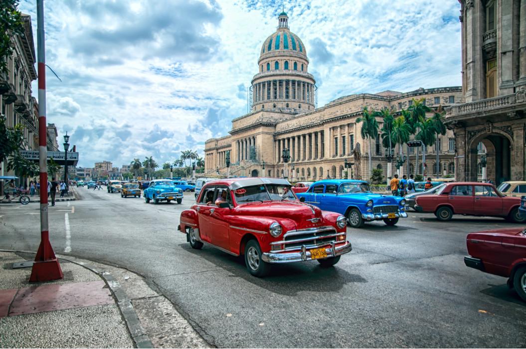 мое путешествие - Куба, Гавана