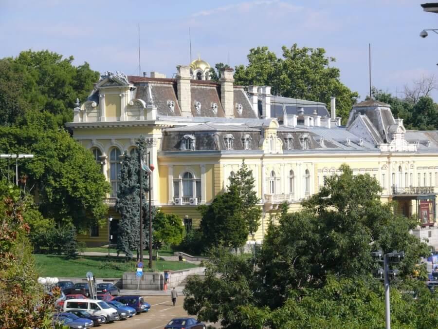 артгалерея в Болгарии