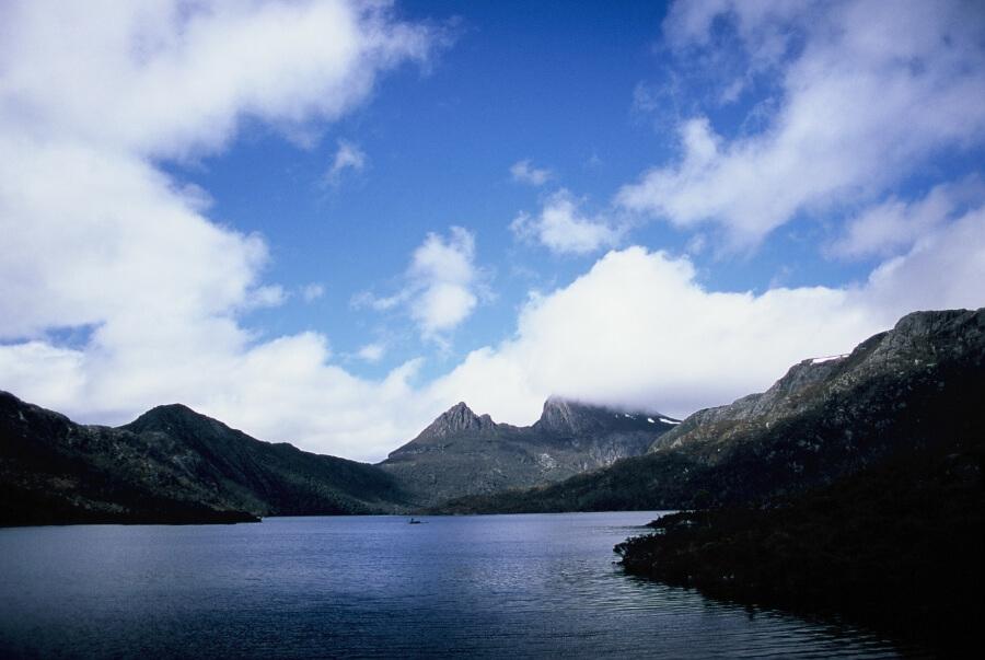 озеро в Австралии