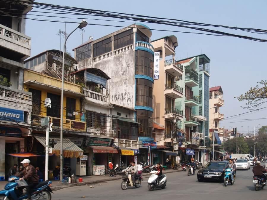 путешествие во Вьетнам, Ханой