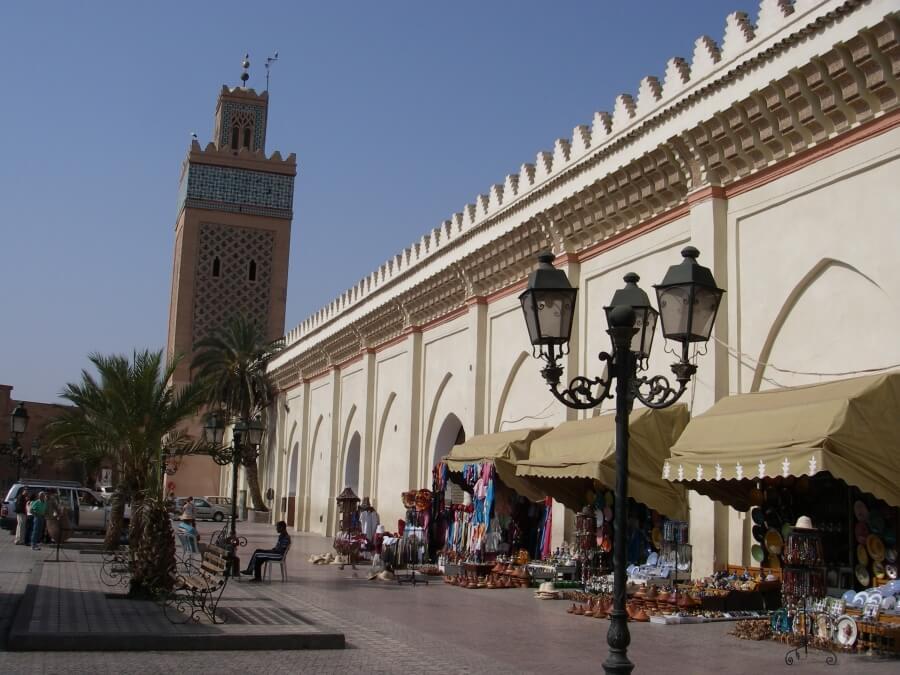 Марокко, Марракеш