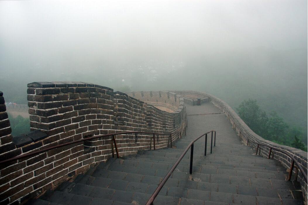 Великая Китайская Стена, что посмотреть