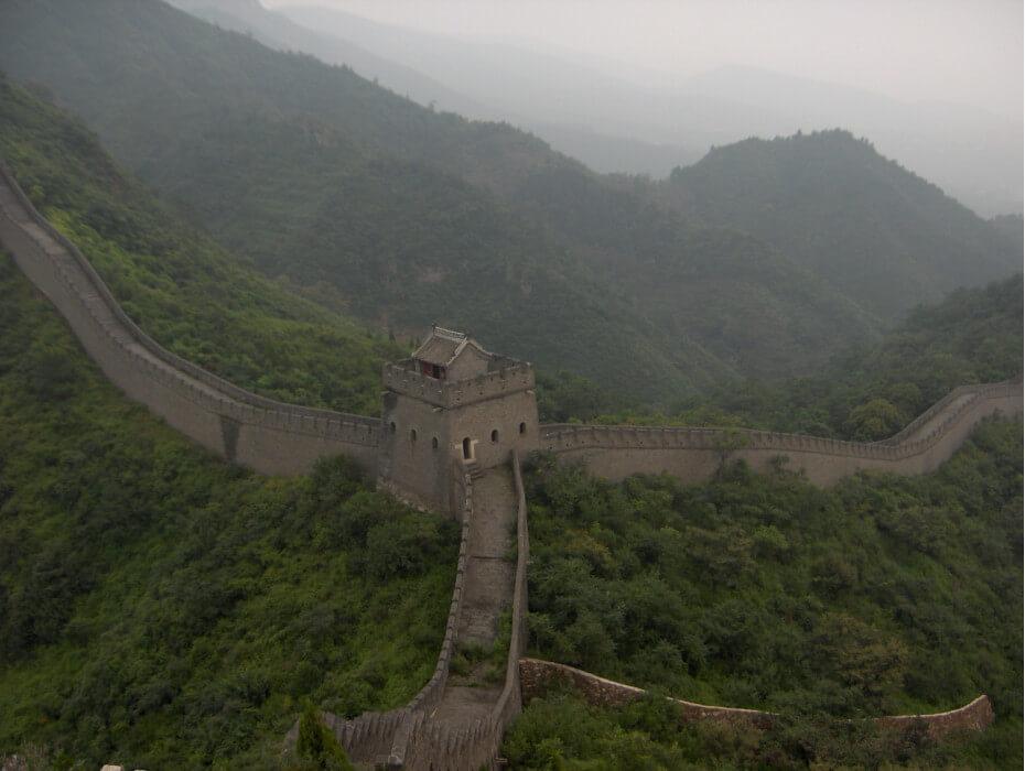 Великая Китайская Стена, как добраться от Пекина