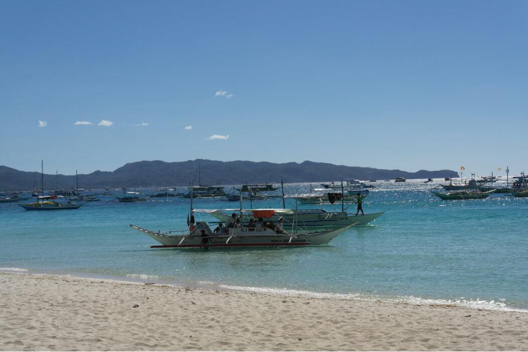 остров Боракай, путешествие на Филиппины
