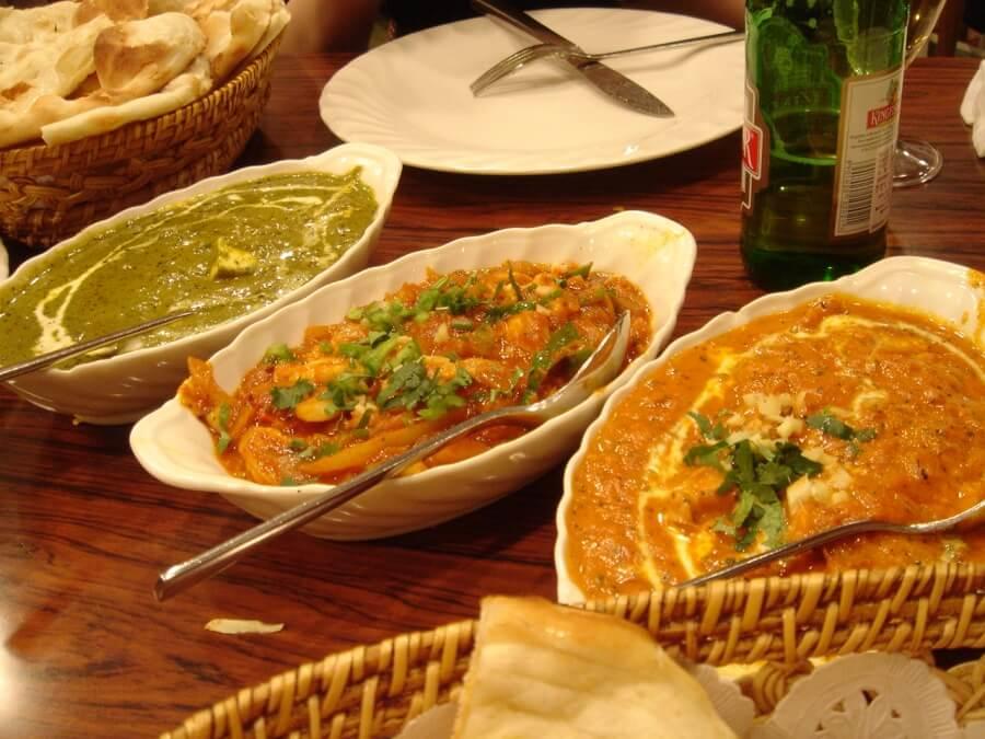 национальные индийские блюда