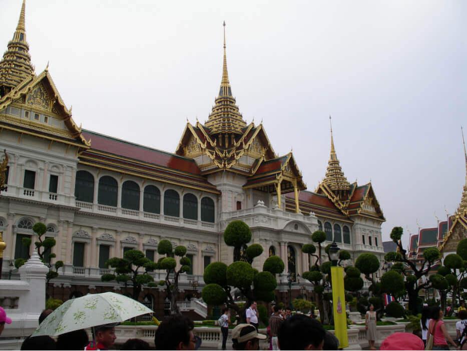 буддистские храмы в Таиланде