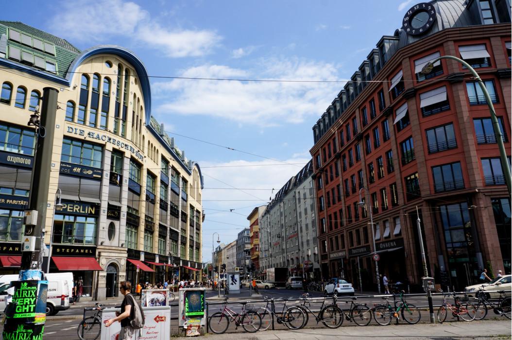 жизнь на улицах Барселоны