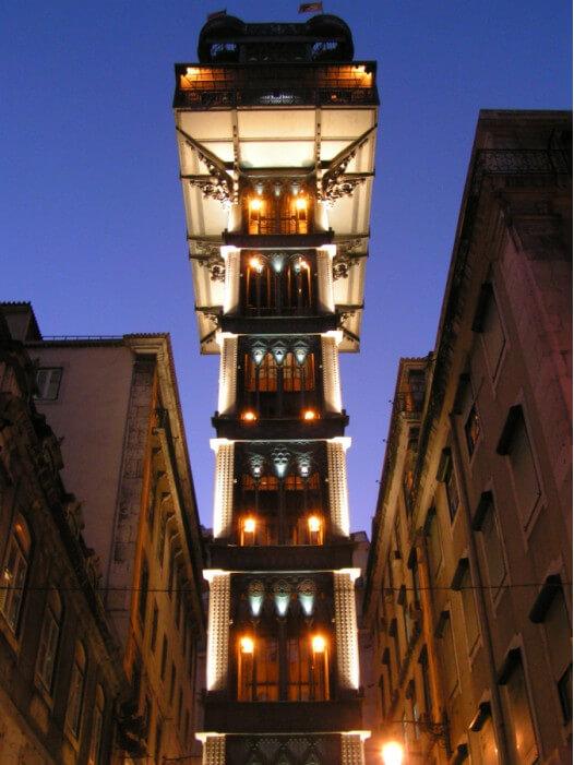 башня Санта Джусто