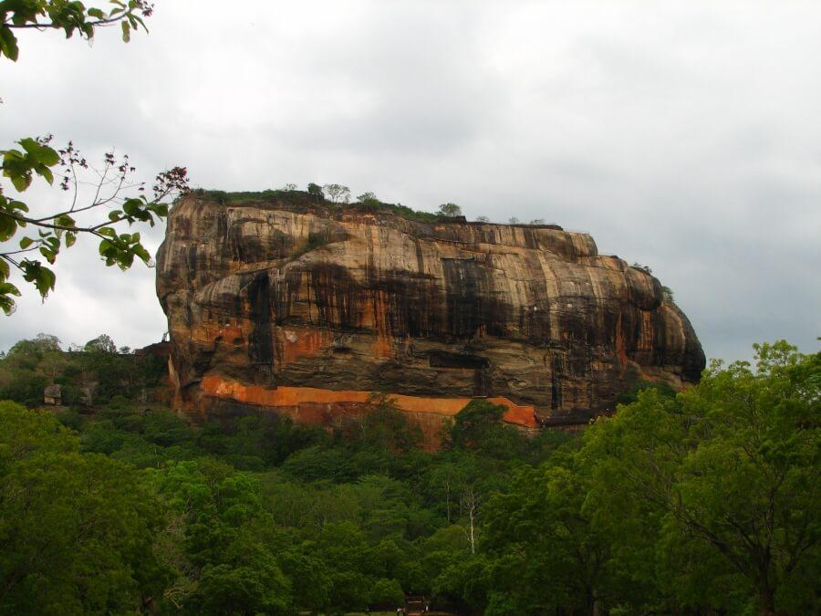 Сигирия, Шри-Ланка