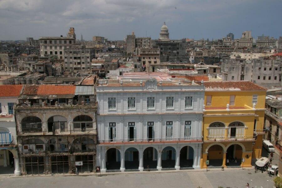район Старая Гавана