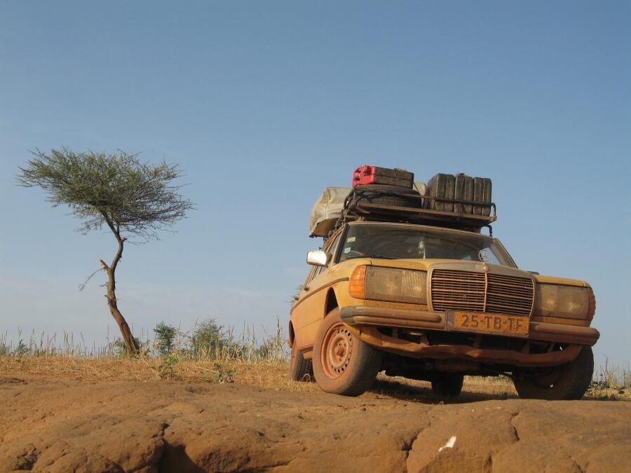 автомашина в прокат в Марокко