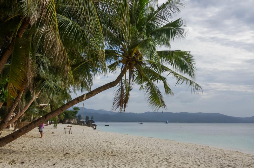 остров Боракай на Филиппинах