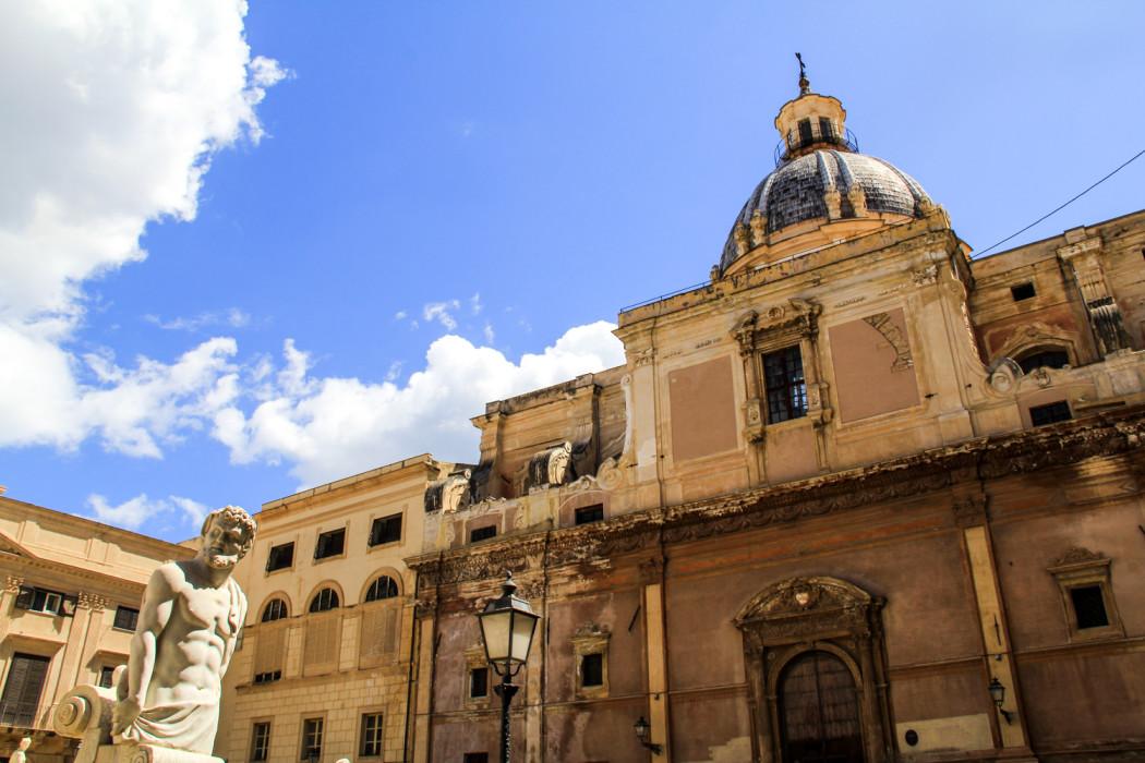 архитектура Палермо