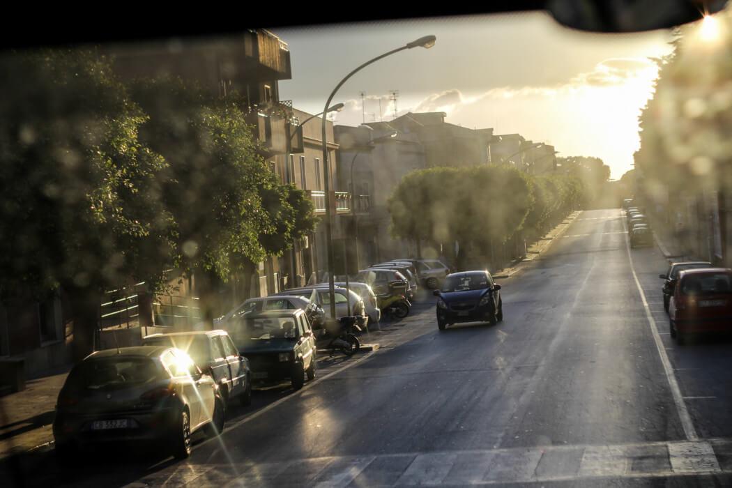 по дороге в Сан-Вито-ло-Капо