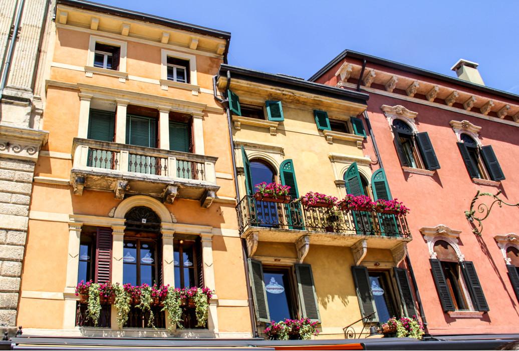 дома в Вероне