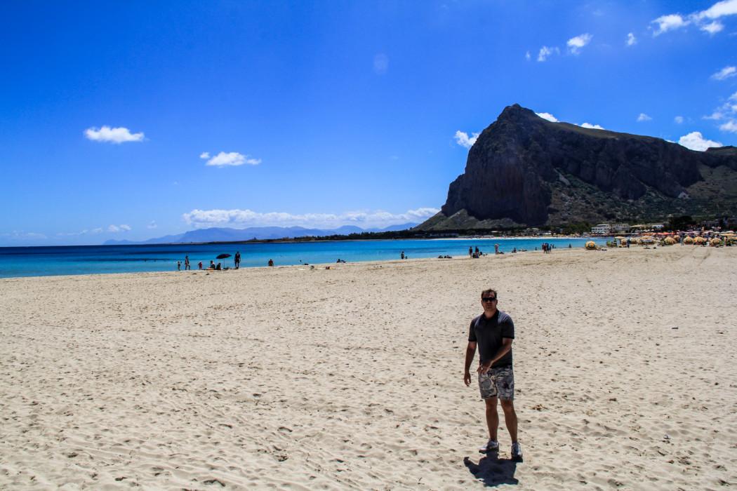 пляж в Сан-Вито-ло-Капо