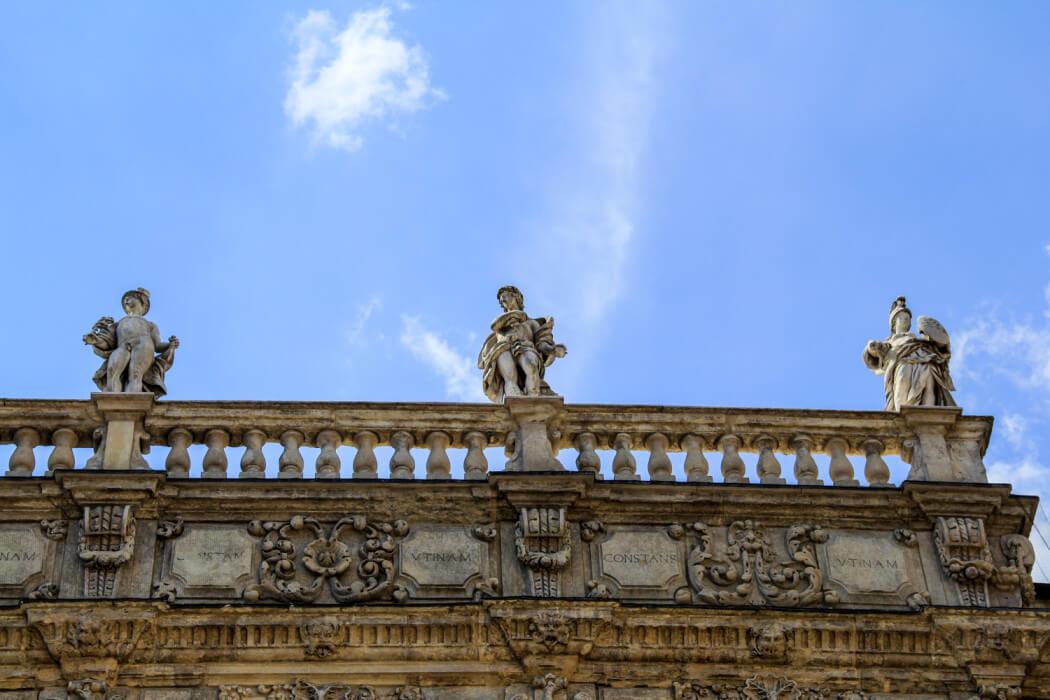 архитектура Вероны
