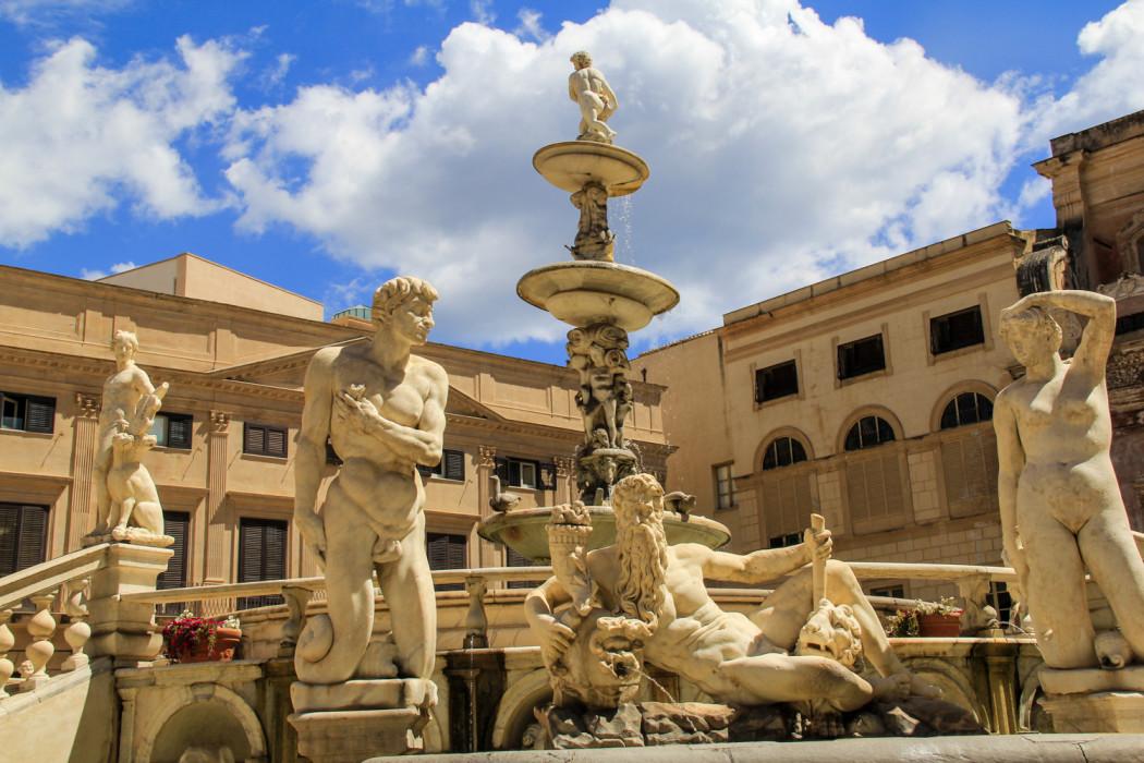 фонтан Претория