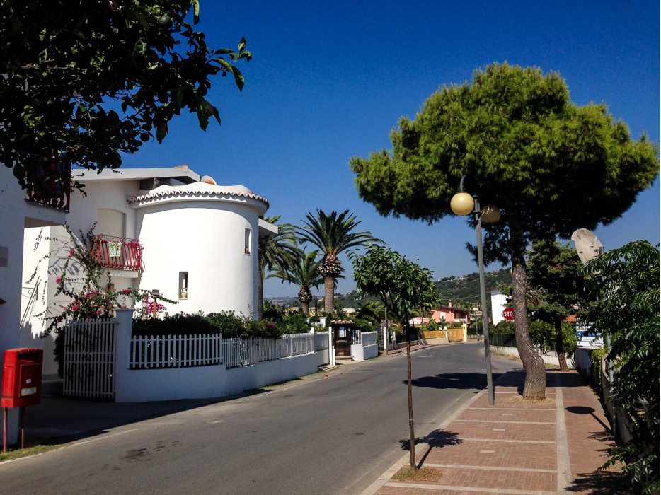 отель в Капо-Ватикано