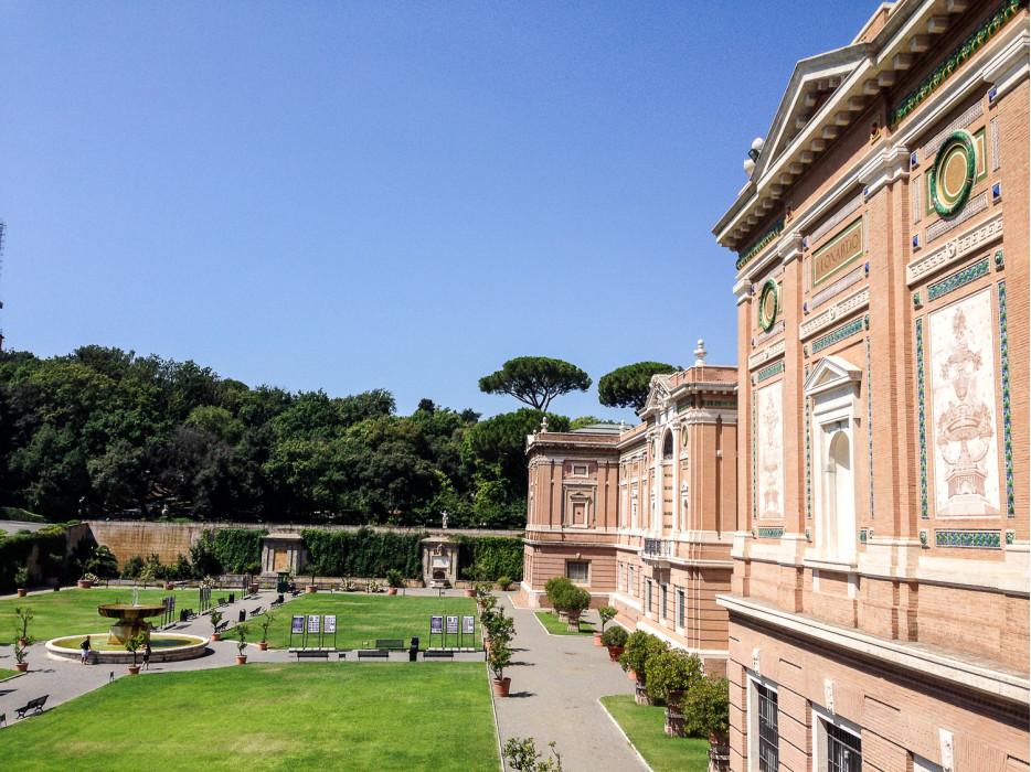 сад Ватикана