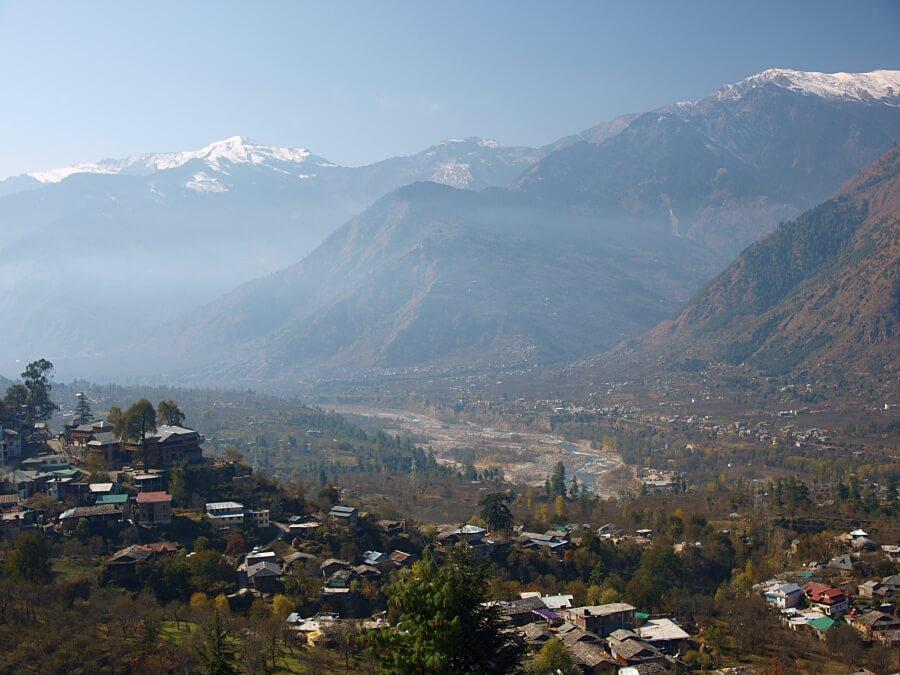 как добраться в Гималаи?