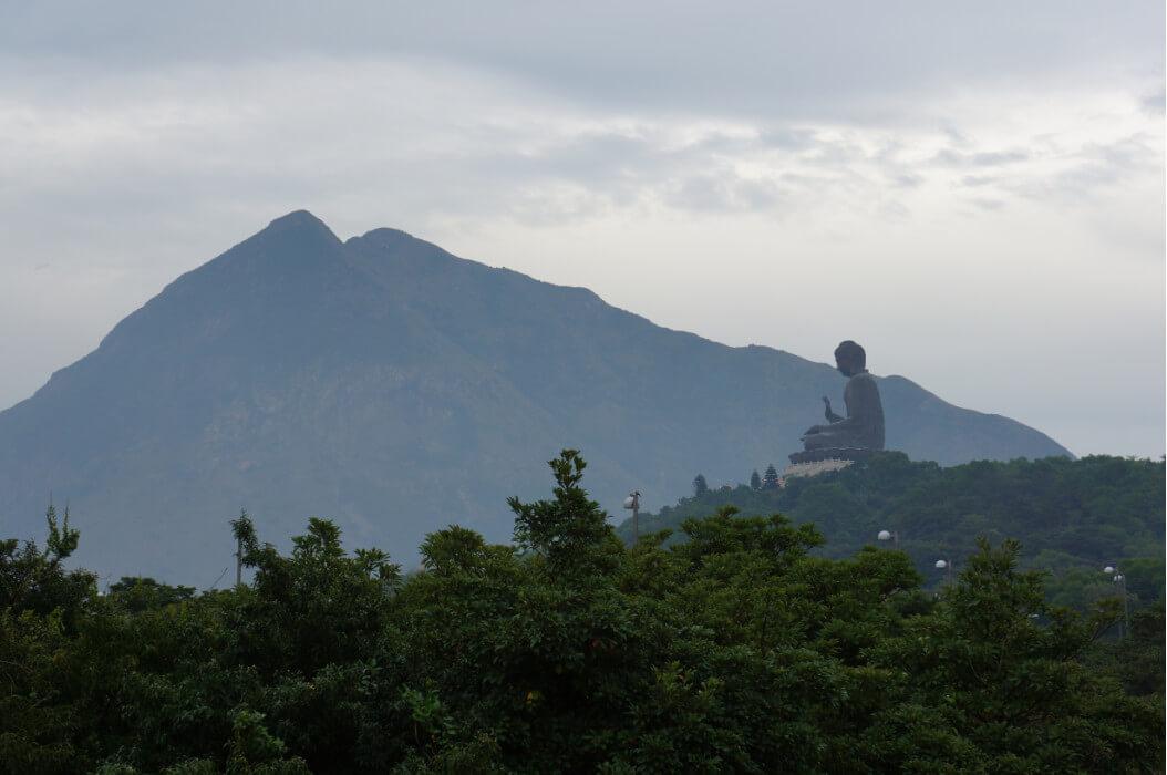Биг-Будда в Гонконге
