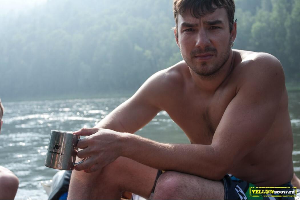 Гомзяков Анатолий, путешественник
