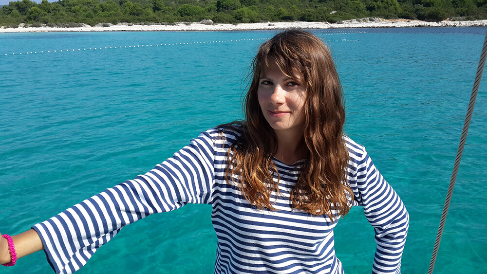 Мила Деменкова, путешественница и автор блога