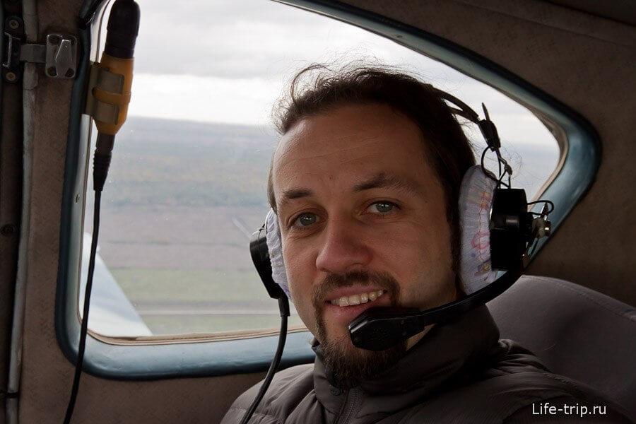 Олег Лажечников, путешественник и блоггер