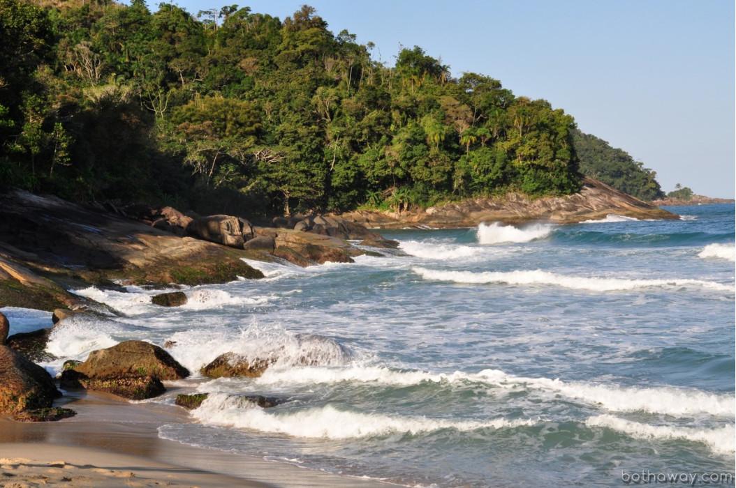побережье Бразилии