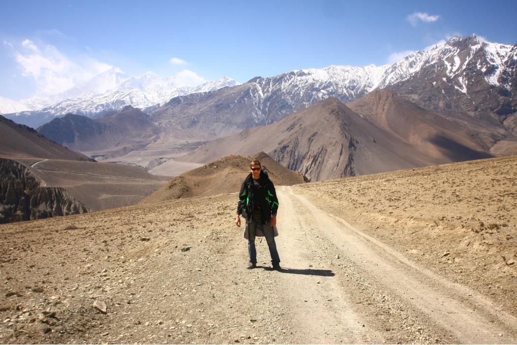 Павел в Гималаях